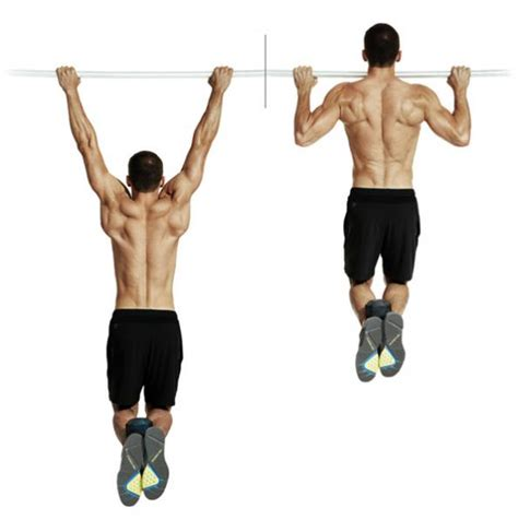 best pull ups les 15 exercices de base en musculation s fitness