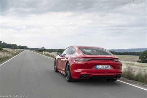 Panamera 2021 gts pdk available in petrol option. 2021 Porsche Panamera GTS - Dailyrevs