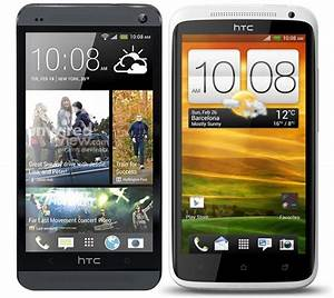 HTC One/M7 vs HTC One X - Génération mobiles