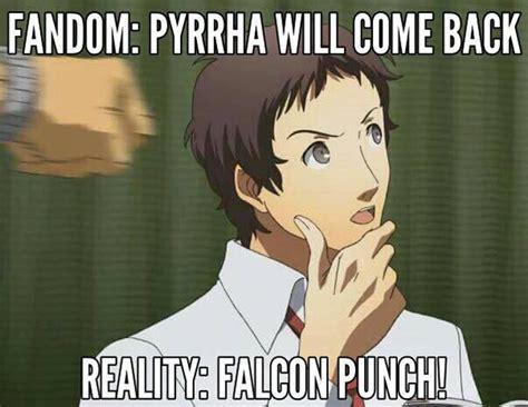 Persona 4 Memes - persona 4 meme by theknightofmomiji on deviantart