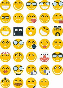 100+ Free Vector Emotion Icons