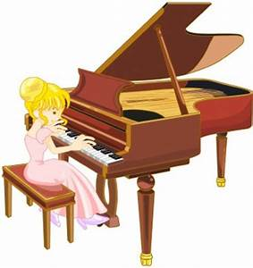 Pianist clip art