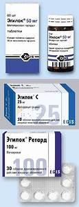 Группы препаратов от гипертонии
