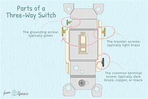 3 Way Illuminated Light Switch Wiring Diagram