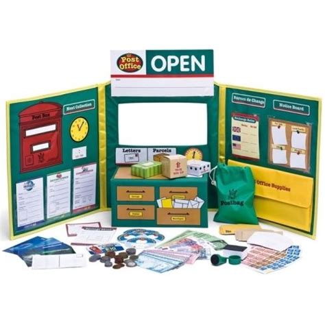 post office bureau de change buy back learning resources pretend and play post office children