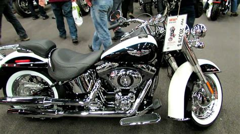 2012 Harley-davidson Softail Deluxe At 2012 Montreal