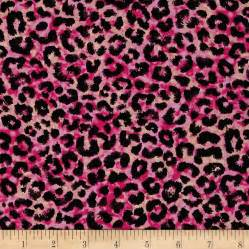 Pink And Black Animal Print Wallpaper - animal print quilt fabrics fabric by the yard fabric