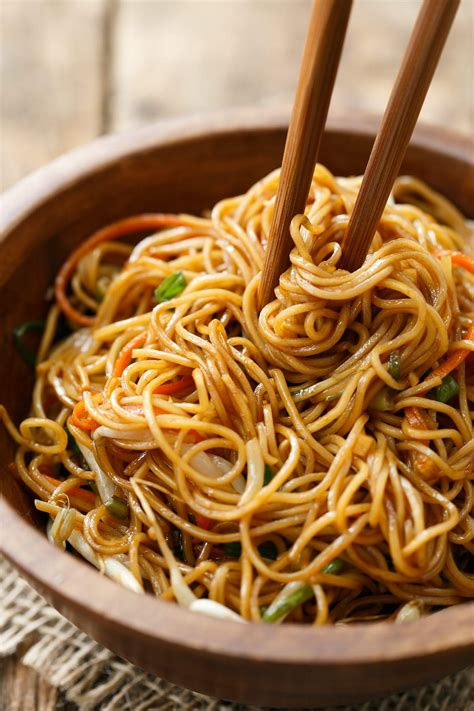 soy sauce noodles recipe soy sauce noodles food drink