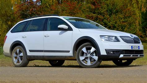 2015 Skoda Octavia Scout Review  110tdi, 132tsi And