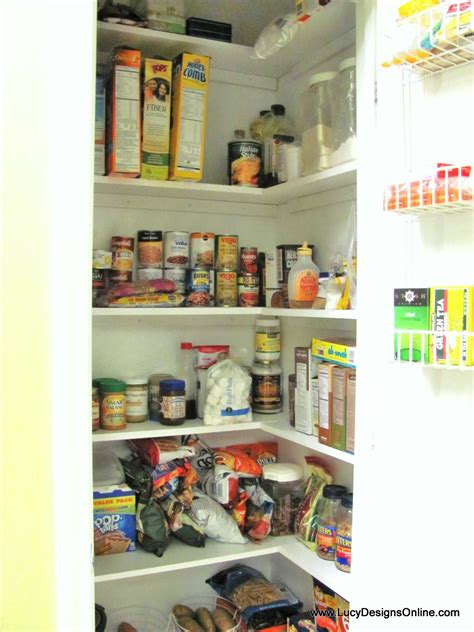 diy kitchen pantry ideas kitchen pantry makeover diy installing wood wrap around shelving to replace wire shelves