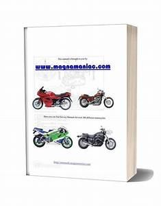 Kawasaki Kx250f 2004 Service Manual