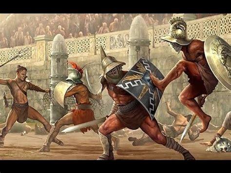 brot und spiele gladiatoren doku youtube