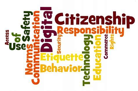 Image result for picture on digital citizenship