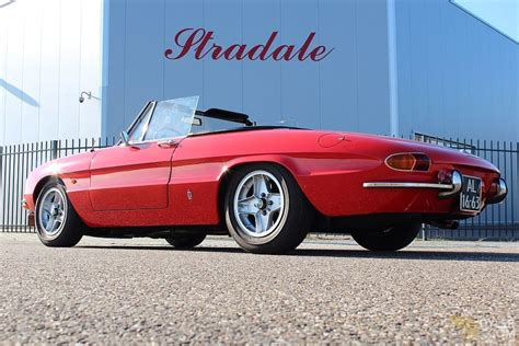 classic 1968 alfa romeo spider duetto spider 1750 for sale dyler