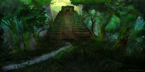 images  swampjungle fantasy  pinterest
