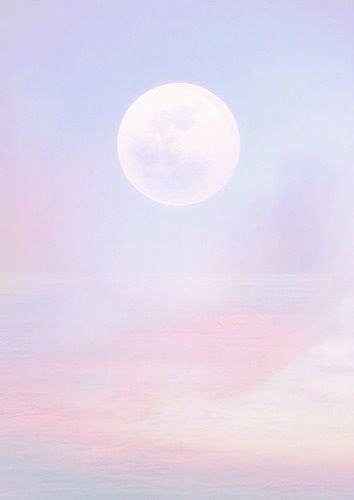 moon pastel pastel colors pink aesthetic pastel