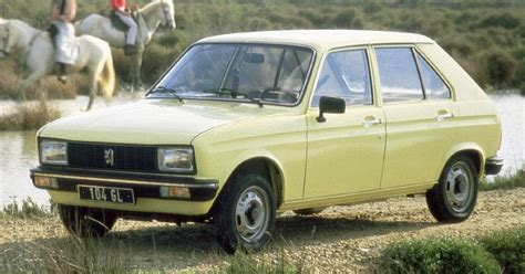 all peugeot cars all about cars peugeot car production by model 1970 79