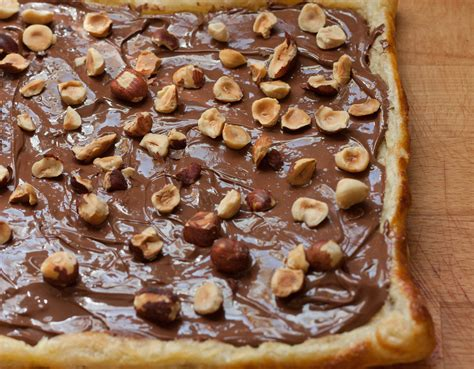 nutella puff pastry a sweet spoonful