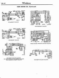Light Diagram For A 63 Ford Galaxie