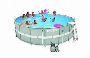 Piscine Intex Hors Sol : accessoires piscine hors sol intex ~ Dailycaller-alerts.com Idées de Décoration
