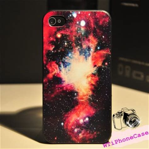 Galaxy Print iPhone 4 Case 4s, Star iPhone 4 4s Case, Cool ...