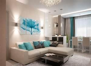 palette de couleur salon moderne froide chaude ou neutre With palette de couleur turquoise 6 decoration salon bleu turquoise