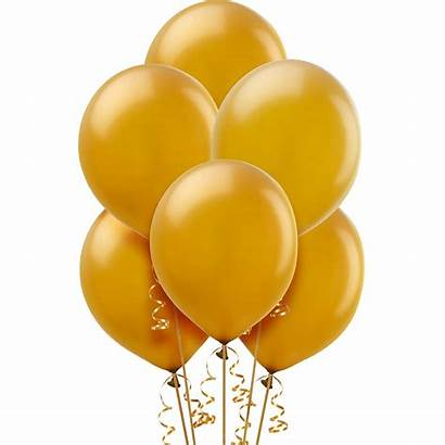 Balloons Balloon 50th Birthday Gold Pink Party