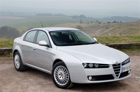 Alfa Romeo 159 Saloon Review (2006  2011) Parkers