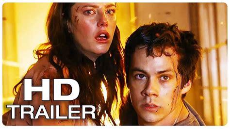 dylan o brien movies 2018 maze runner 3 trailer 3 extended 2018 dylan o brien