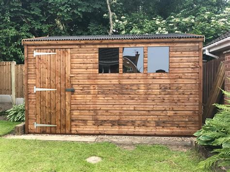Heavy Duty Sheds   Free Fitting and Delivery ? Beastsheds