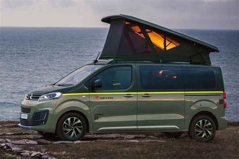 Un Van Citroën Pour Des Road Trip De Rêves