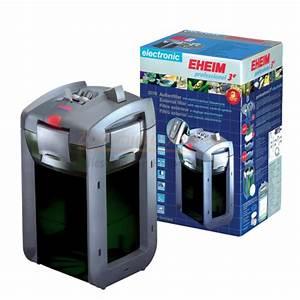 Filter Für Aquarium : eheim filter 2076 professionel 3e f r aquarien bis 400 liter pumpenmotorleistung 1650 ltr ~ Orissabook.com Haus und Dekorationen
