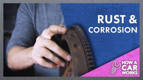 corrosion rust