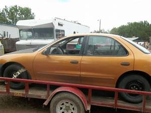 Sell Used 2002 Chevrolet Cavalier In Ranchester  Wyoming  United States