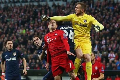 Oblak Jan Bayern Munich Atletico Madrid Became