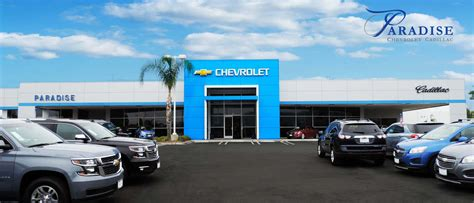 Temecula New & Used Chevy Dealer