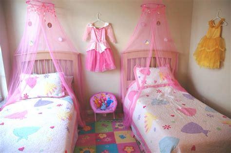 Princess Theme Bedroom • The Budget Decorator