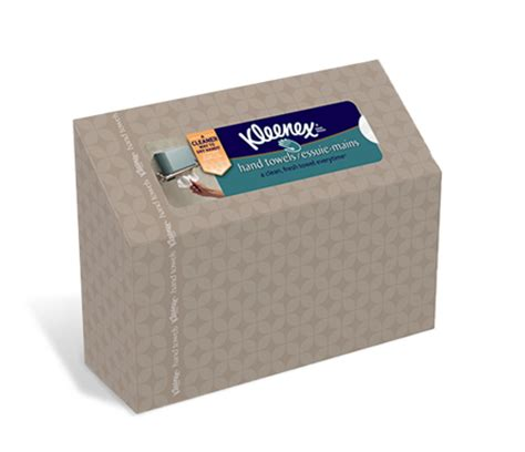 kleenex 174 disposable bathroom towels