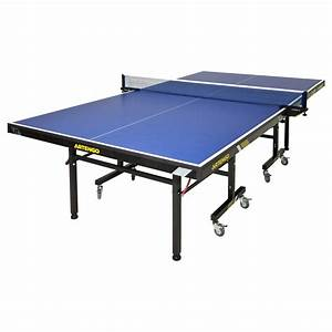 FT950 Club FFTT Approved Table Tennis Table Blue artengo