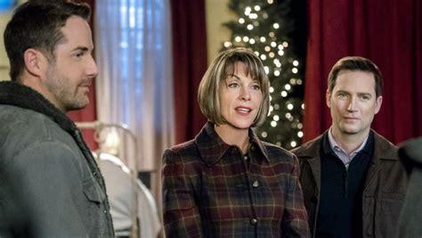 hallmark finding christmas cast - Finding Christmas Hallmark