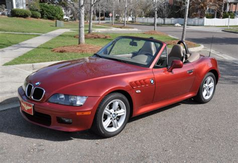 24k-mile 2000 Bmw Z3 2.3 5-speed For Sale On Bat Auctions