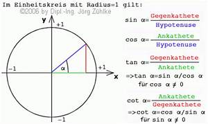 Sinus Cosinus Berechnen : sin cos tan berechnen b rozubeh r ~ Themetempest.com Abrechnung