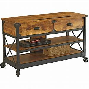 Holz Tv Great Glory Pinie Massiv Holz Low Board Tv