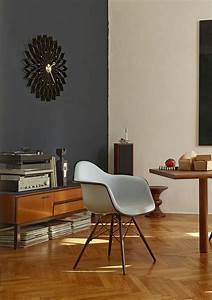 Vitra Eames Stuhl : vitra eames plastic armchair daw ahorn gelblich wei ~ A.2002-acura-tl-radio.info Haus und Dekorationen