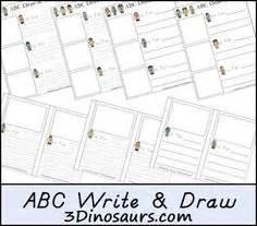 alphabet writing practice images alphabet