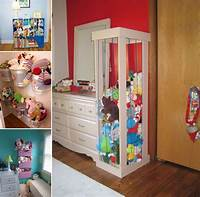 storage ideas for kids rooms 15 Cute Stuffed Toy Storage Ideas for Your Kids' Room