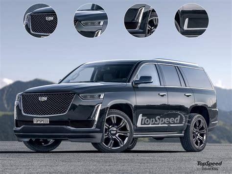 2020 Cadillac Suv Lineup by 2020 Cadillac Escalade Top Speed