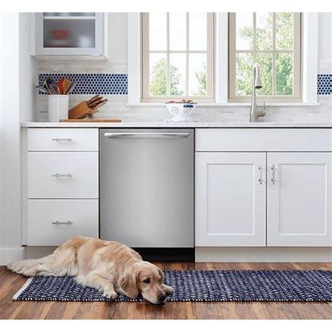frigidaire fgidsf built  dishwasher  evendry
