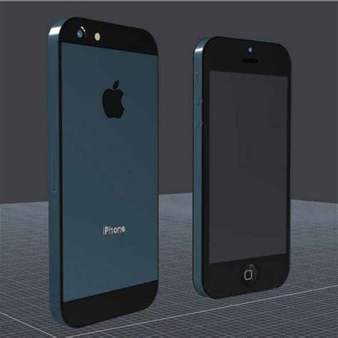 iphone 5 models 10 realistic free and premium iphone 5 3d models