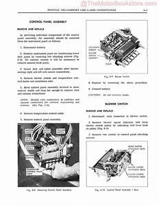 1964 Pontiac Air Conditioning Shop Manual